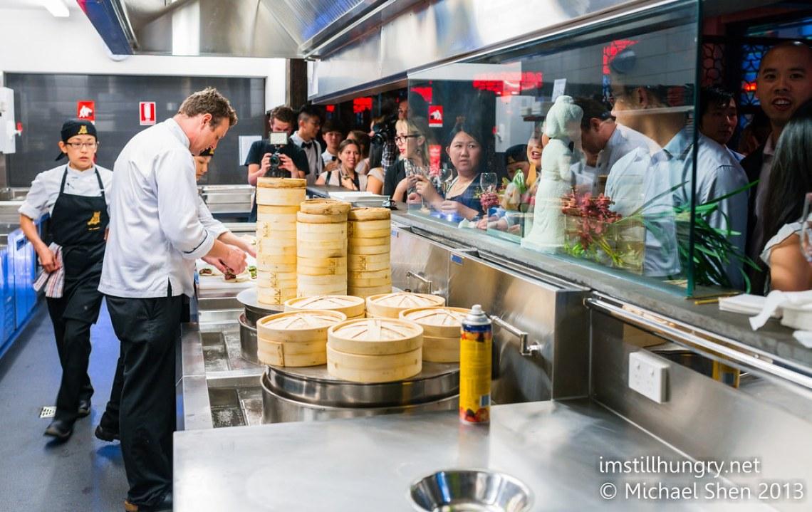 Waitan Sydney dim sum kitchen