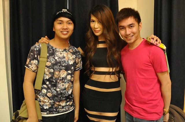 Vince, Jaynny and Ken