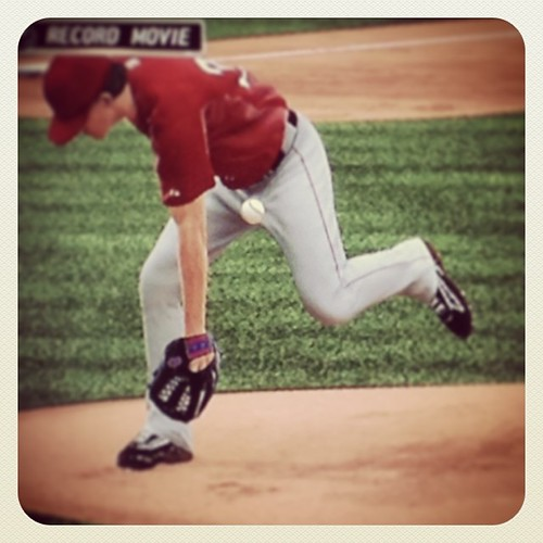 Very disappointed that there was no trophy for hitting the pitcher in the balls.  #videogames #mlbtheshow