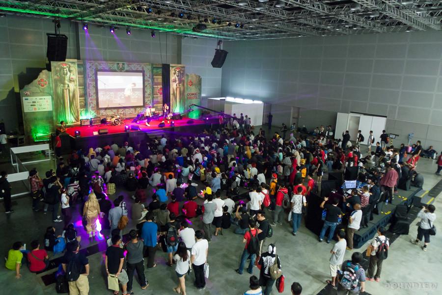 Comic Fiesta 2013 - 08