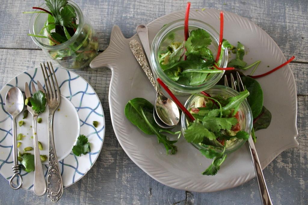 Tartare di spada al pesto di pistacchi - ricetta in Taste&More magazine