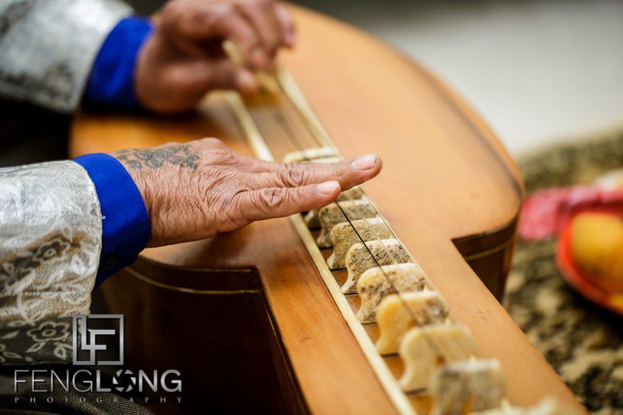 Traditional Cambodian musical instruments