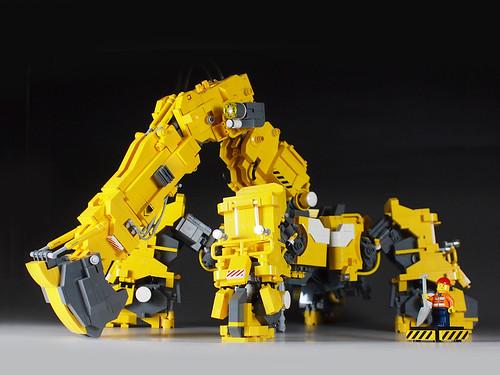 Gunnlöð the Future Heavy Equipment 01