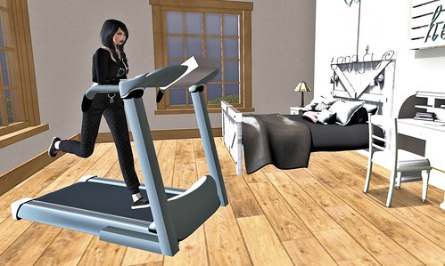 exercise with Berries Inc