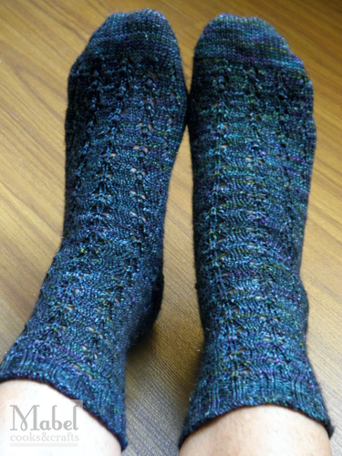 FO: Poseidon Socks