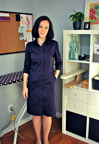 McCall Shirtdress