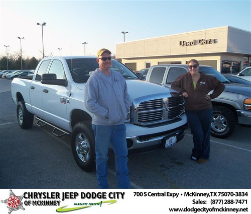 Happy Birthday to Jessie E Harris Iii from Don Mcdearmon  and everyone at Dodge City of McKinney! #BDay by Dodge City McKinney Texas