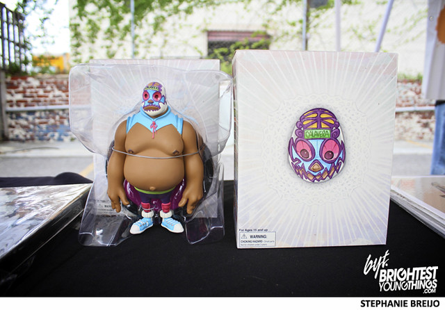 Luchadores Art Whino DC Photos Brightest Young Things Stephanie Breijo6