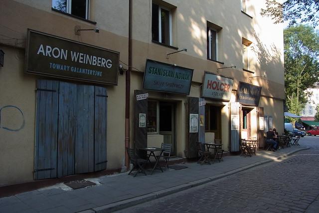 Kazimierz - Jüdisches Viertel