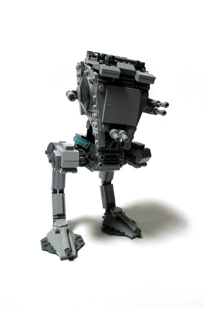 AT-ST on flickr by Ptéra
