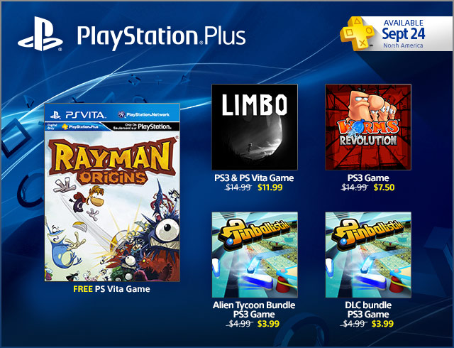 PlayStation Store Update 9-24-2013