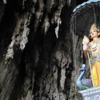The temples of Batu Caves