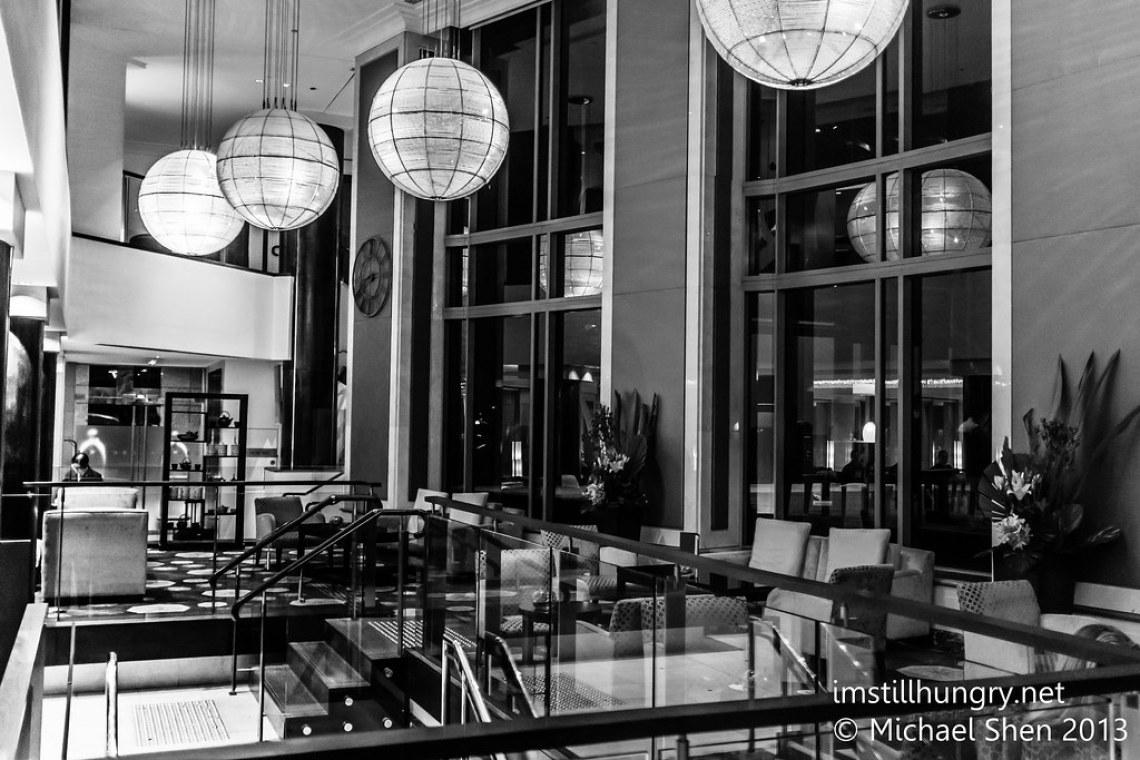 shangri-la lobby lounge