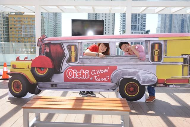 The Oishi jeep