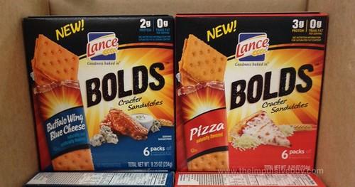 Lance Bolds Cracker Sandwiches