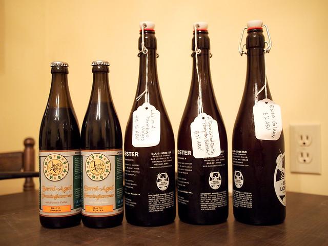 Beer Haul - 5/12/13
