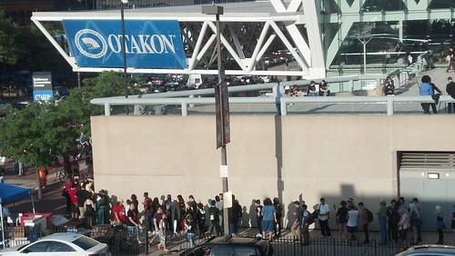 Otakon 2013, Day 1, August 9, 2013