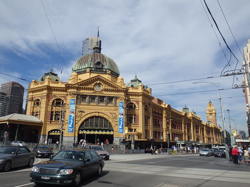 Melbourne revisited (3/6)