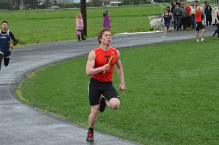 2014 T&F THS Invite