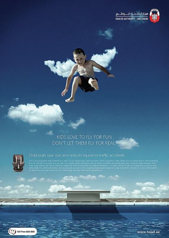 Health Authority Abu Dhabi - Fly 2
