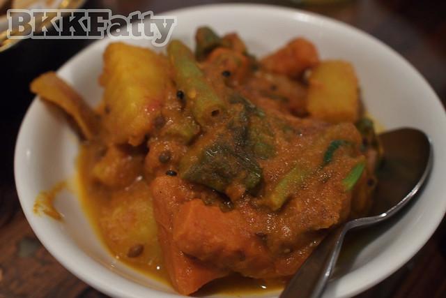 mixed vegetable curry himali cha cha