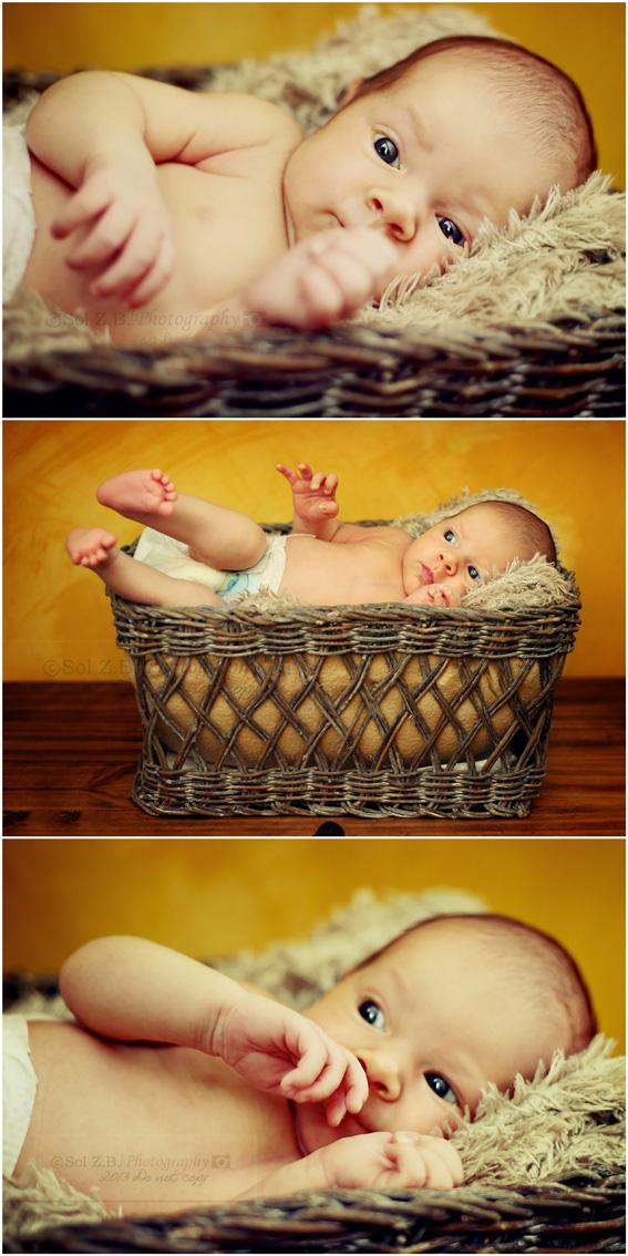 Bebé recién nacido. Baby, new born