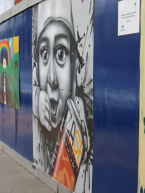Bristol street art & graffiti