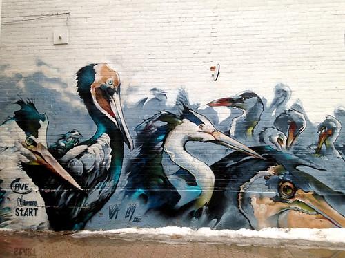 Toronto graffiti & street art