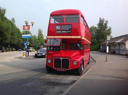 Routemaster, Stèisean Windermere (WDM)
