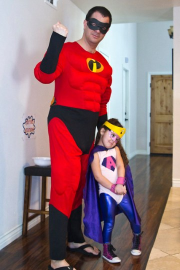 Mr. Incredible and Amazing Annabel