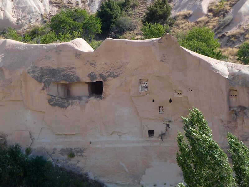 Turquie - jour 21 - Vallées de Cappadoce  - 124 - Çavuşin, Kızıl Çukur (vallée rouge)