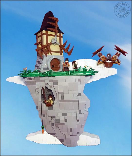 Celestial Windmill