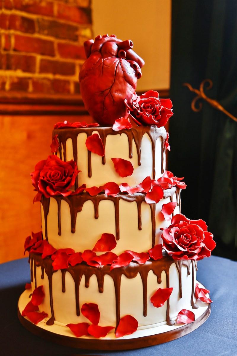 anatomical cake
