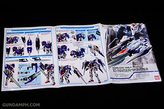 Metal Build 00 Gundam 7 Sword and MB 0 Raiser Review Unboxing (97)