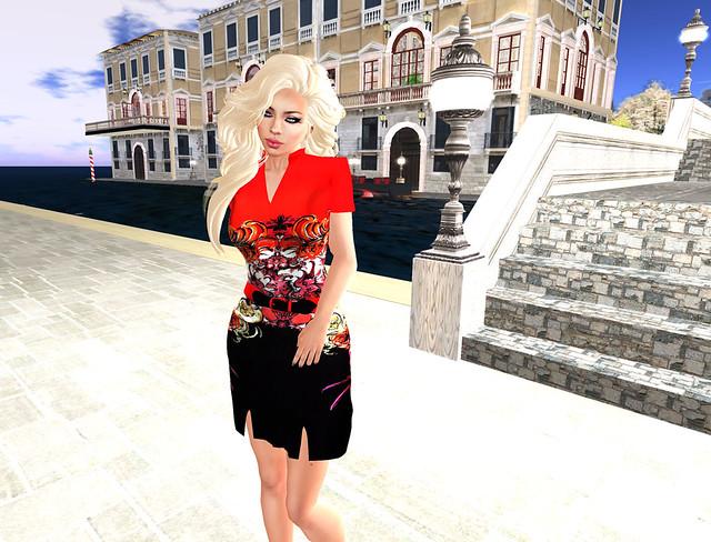 Glam In Venice