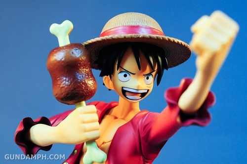 Monkey D. Luffy - P.O.P Sailing Again - Figure Review - Megahouse (29)