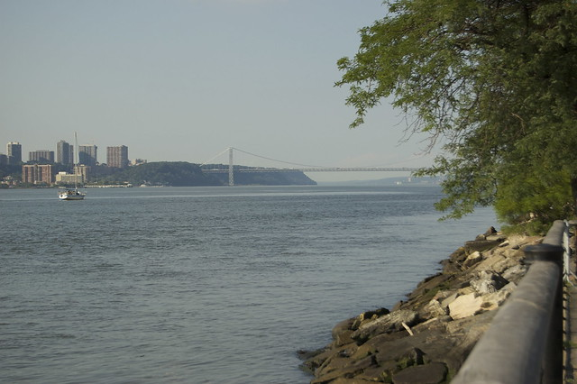 George Washington Bridge View