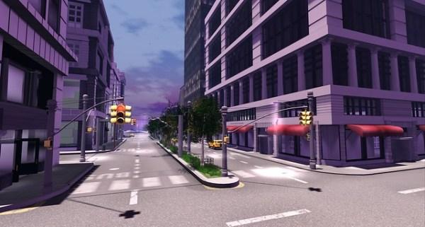 Exploring Second Life Meme - New York City