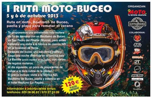 1ª Ruta Moto-Buceo - San Pedro del Pinatar