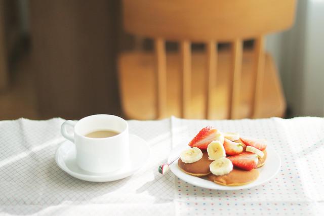 朝食(ちょうしょく)