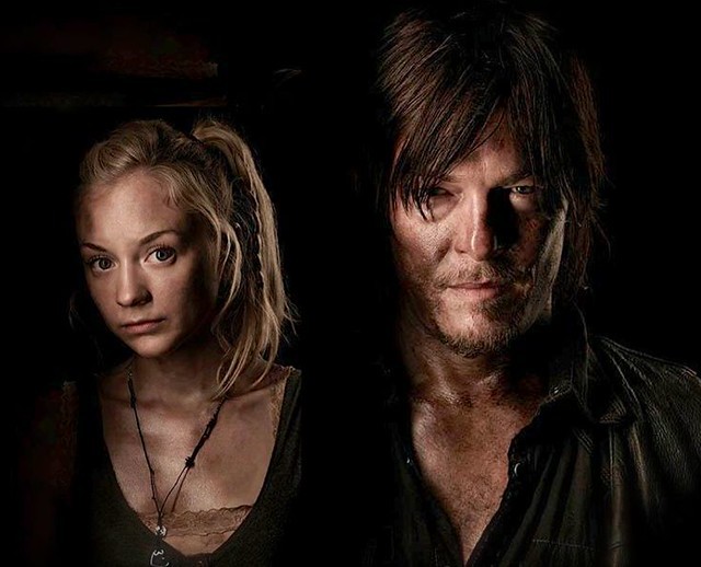 walking dead daryl and beth