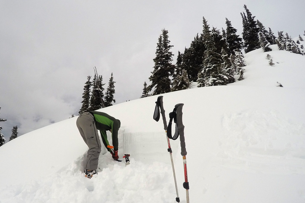 Backcountry Ski Class - Mount Rainier