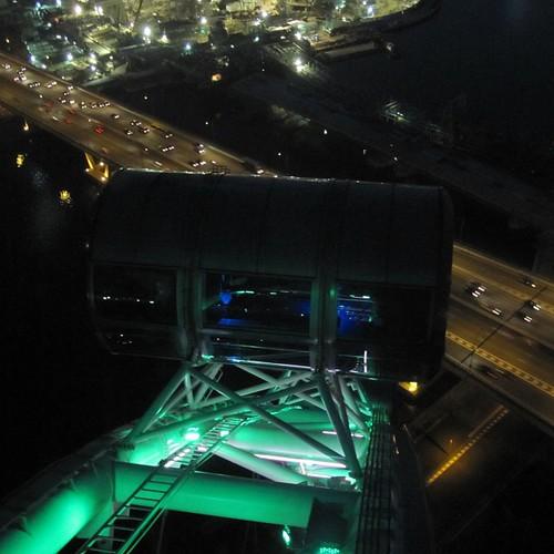 Looking down #singaporeflyer #singapore by @MySoDotCom