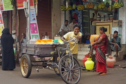 Water Jug Seller