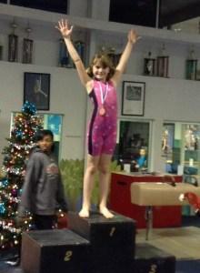 Bloomer's Gymnastics Triumph