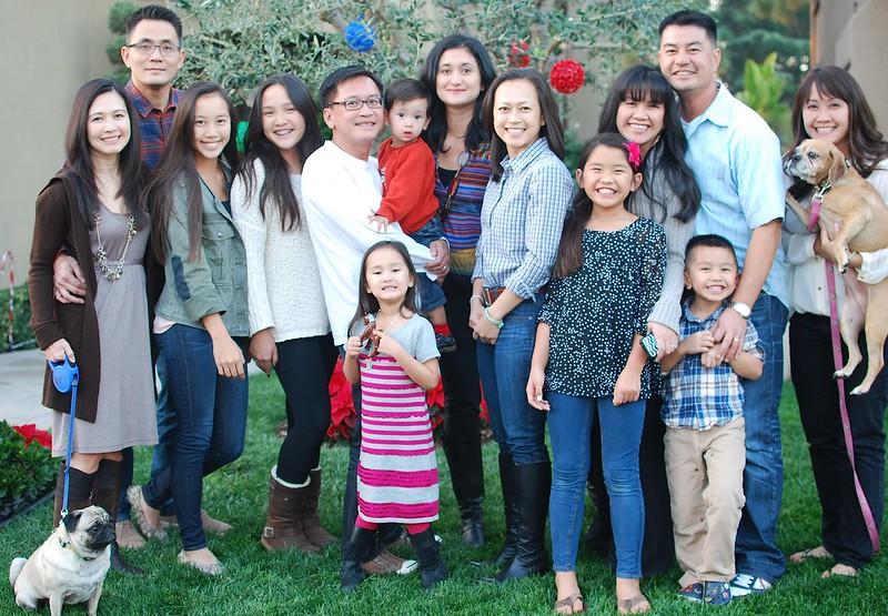 December 2013 Family Dinner