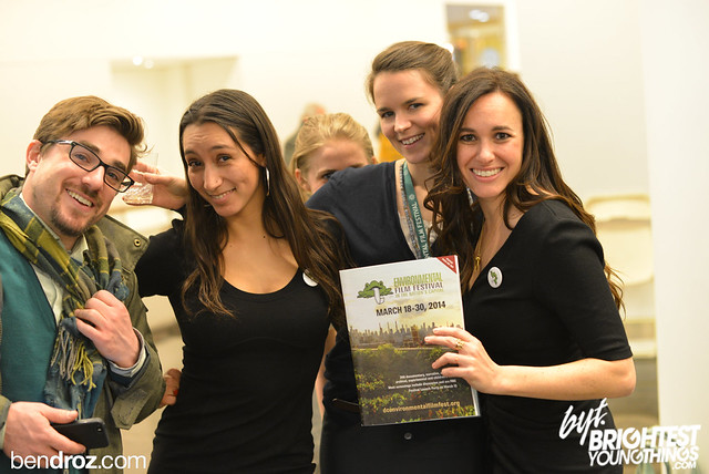Mar 13, 2014-Environmental Film Fest Launch- Ben Droz -  28