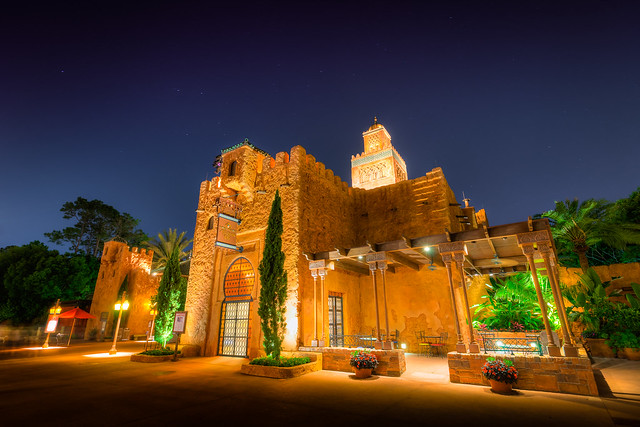 Epcot - Moroccan Nights