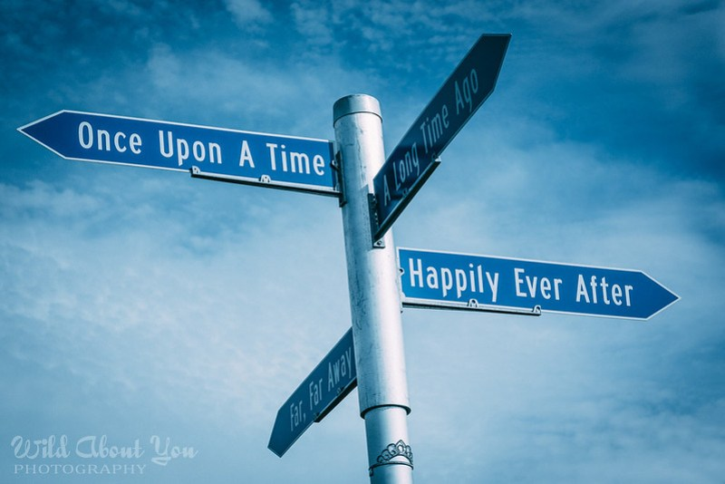 once upon a time signs