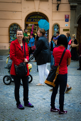 Bitch Stole My Look. Prague
